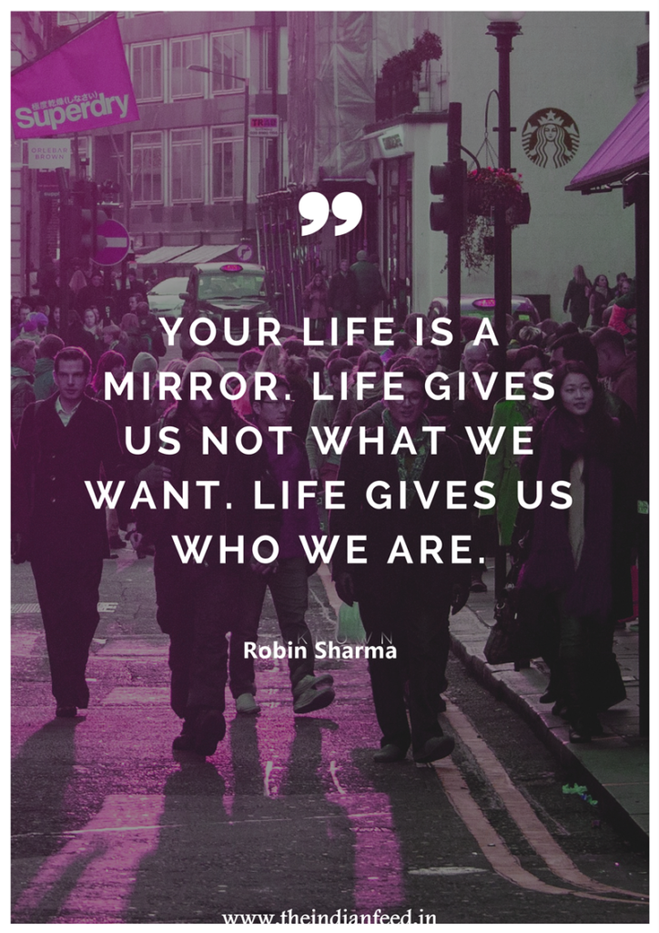 quotes by robin sharma that will change your perspective
